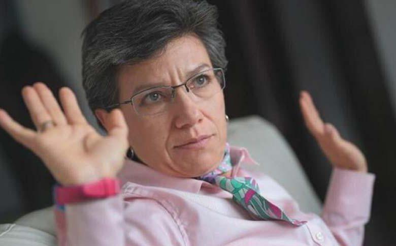 La tonta propuesta de Claudia López » Al Poniente